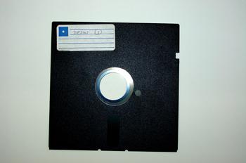 Disco flexible de cinco y un cuarto