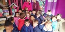 Visita al Berceo I de los alumnos de Infantil 4 años. 27