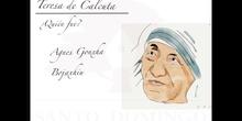 MUJERES PARA LA HISTORIA - TERESA DE CALCUTA