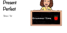 PRIMARIA 5º - INGLÉS - PRESENT PERFECT - SINCE_FOR