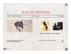 Plan de difusión. Grupo Hipatias
