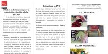 Tríptico TVA curso 2019-2020