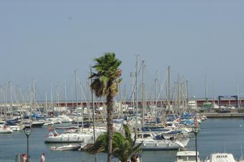 Paseo marítimo, Barcelona