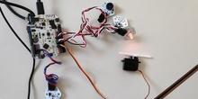 RetoTech alarma sensor luz