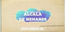 Ruta literaria de Alcalá de Henares GRUPO GÓNGORA