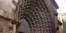 Puerta del Juicio, Catedral de Tudela, Navarra