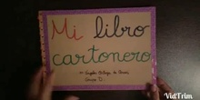 "Libro cartonero, Mari Ángeles Ortega, Grupo D, ""Leer antes de leer""."