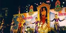 Concierto con música thai, Tailandia
