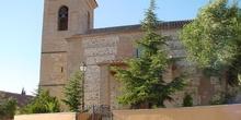 Iglesia en Batres