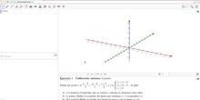 EvAU Matemáticas II 2017 Modelo A 1 Geometría