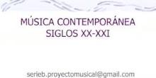 Historia de la Música. Tema 7- La música Contemporánea