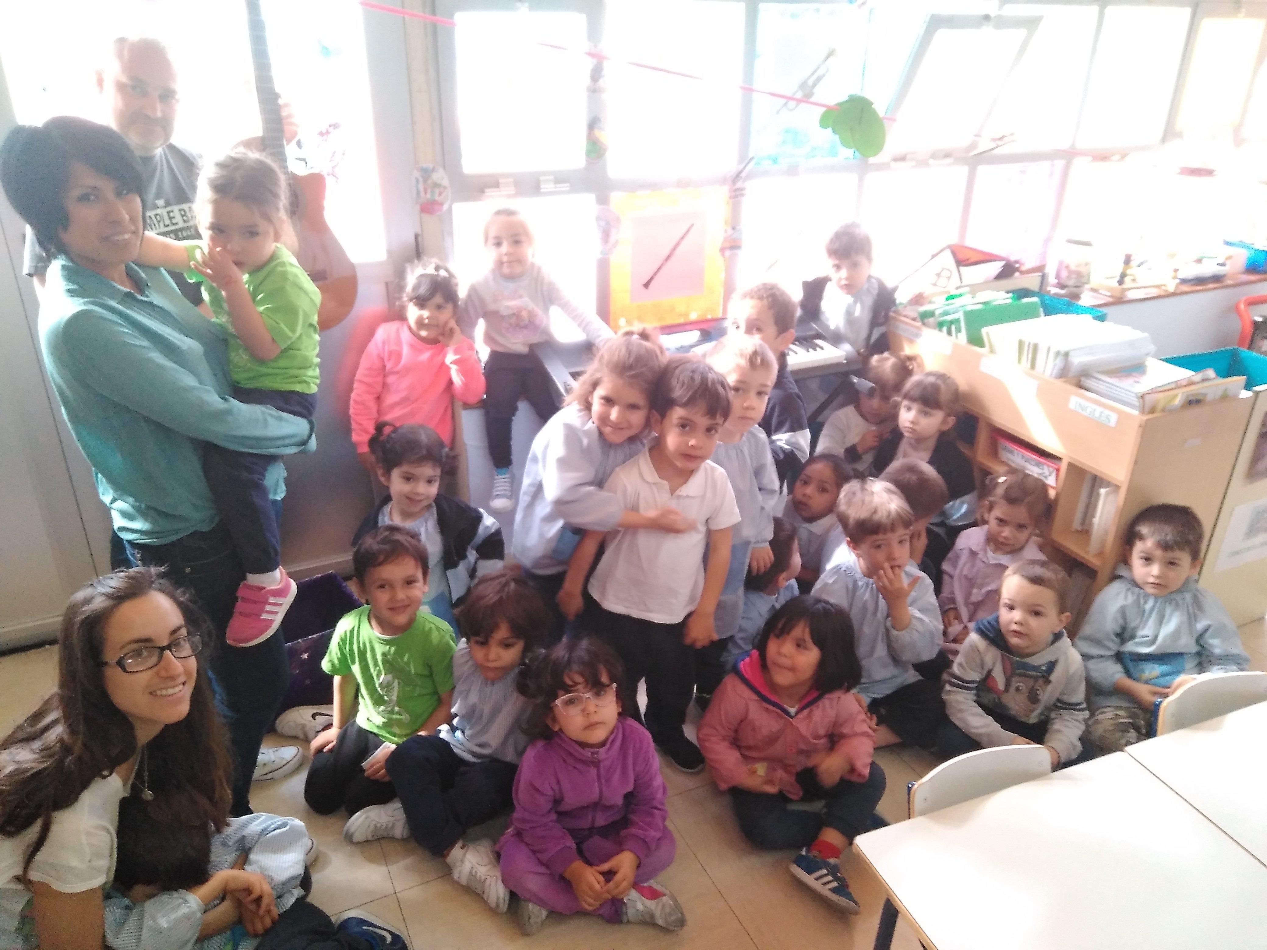 Infantil 3 años en la granja_CEIP Fernando de los Ríos_Las Rozas_2017-2018 4