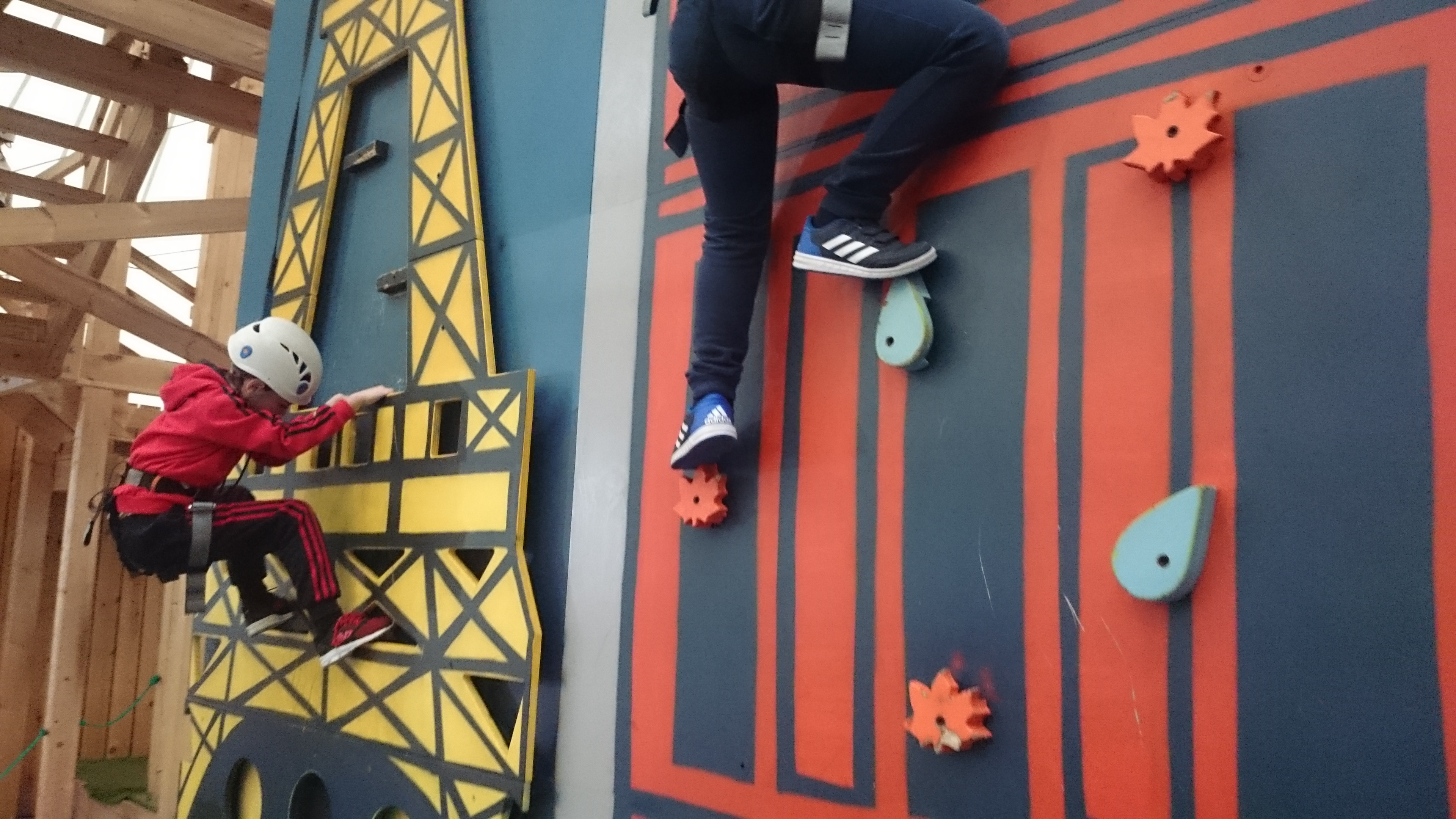 Vertical Park 2018 1º y 2º 30