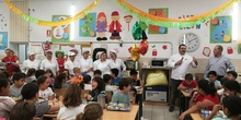 Visita del chef Sergio Fernández - Nutrifriends 21