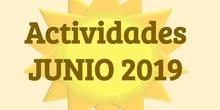 Actividades junio 2019 IES Leonardo da Vinci