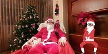 Mensaje de Papá Noel al alumnado del CEIP Ntra. Sra. de la Almudena
