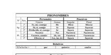 Pronombres.