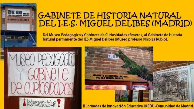 Gabinete de Historia Natural IES Miguel Delibes