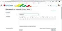 Subir Documento Word Aula Virtual