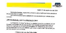 Informacion CEIP Mirasierra