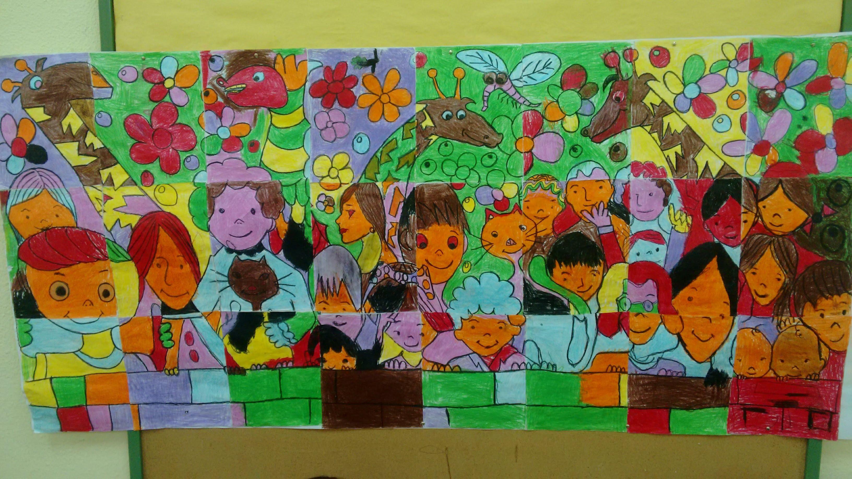 TALLER DE PINTURA CREATIVA ED. INFANTIL 18