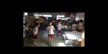 INFANTIL - 4 AÑOS - SINGING - INGLÉS