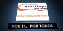 #ElColónSeQuedaEnCasa