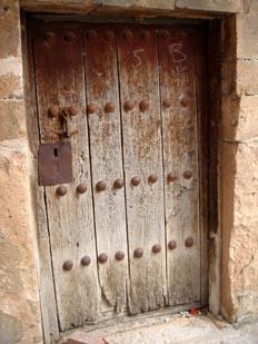 Herraje de puerta