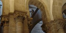 Capiteles de la Catedral de Tuy, Pontevedra, Galicia