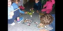 2020_12_Infantil 5C pinta como en la Prehistoria_CEIP FDLR_Las Rozas