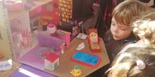 Visita al Berceo I de los alumnos de Infantil 4 años. 5