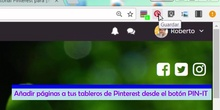 Pinear en Pinterest