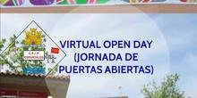 PUERTAS ABIERTAS VIRTUAL CEIP ESPARTALES 2020