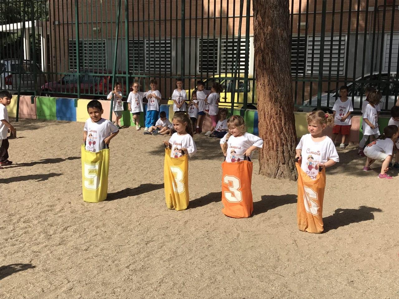 Miniolimpiadas eb Infantil. 14