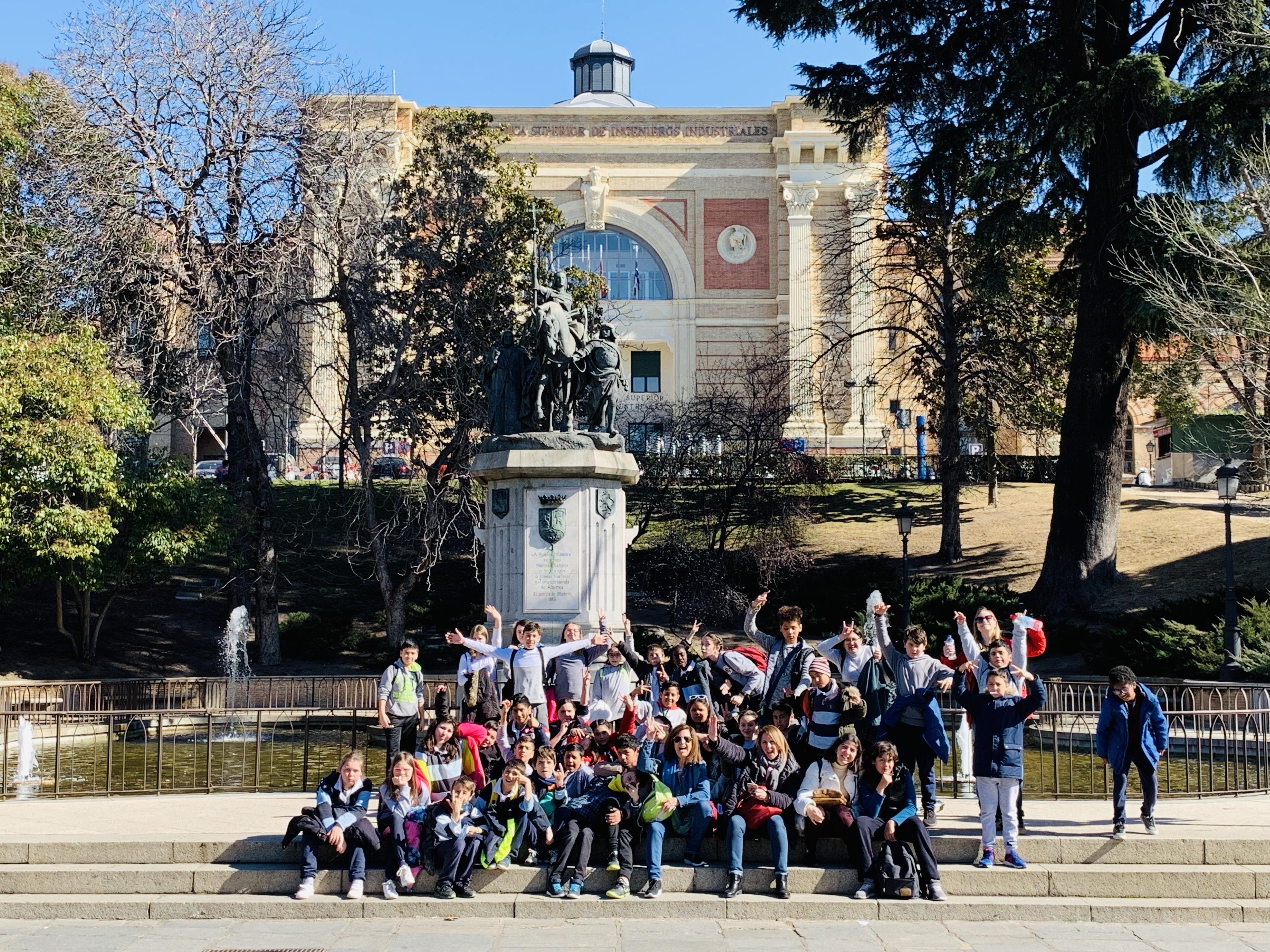 Excursión al Museo Nacional de Ciencias Naturales 13