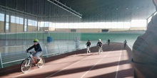 Madrid Olímpico, Velódromo de  Galapagar. 6º Primaria 7