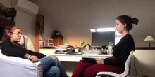 Job Interview - Paula Bragado and Alba Martinez