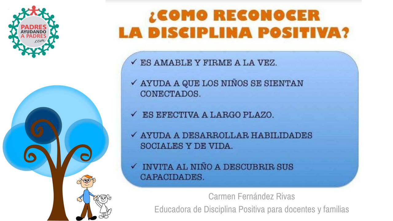 Formación Disciplina Positiva 3