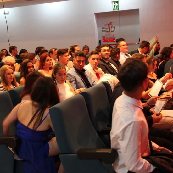 Graduación 2º bachillerato 2017-2018. IES María de Molina (Madrid) (1/2) 10