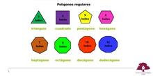 PRIMARIA 4º - MATEMÁTICAS - POLÍGONOS
