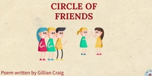 Circle of friends 4ºA