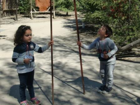 Infantil 4 años en Arqueopinto 2ª parte 5
