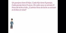 SECUNDARIA - 1º ESO A - MATEMÁTICAS - PROBLEMAS POTENCIAS Y RAÍCES - FORMACIÓN