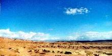 Paisaje desértico, Marruecos