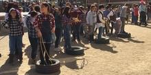 6º disfrutando del Carnaval: El Rodeo de Texas. 11