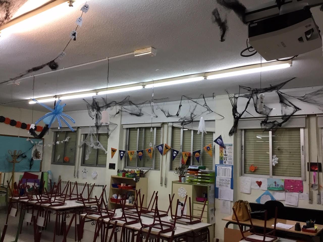 2018_10_31_Cuarto B disfruta en Halloween_CEIP FDLR_Las Rozas 9