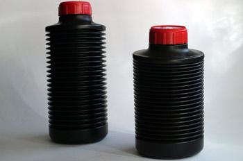 Botellas fuelle
