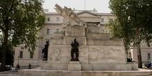 Battle Monument, Londres