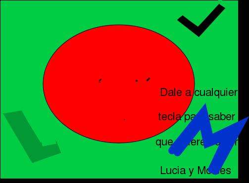 Lucía y Moisés Gustos.Scrath Creacion.