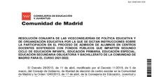 Resolución de admisión 2021-2022